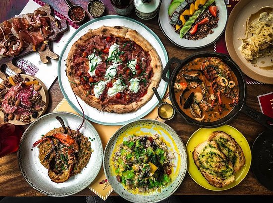 Order Food Online From Mozza by Cocotte